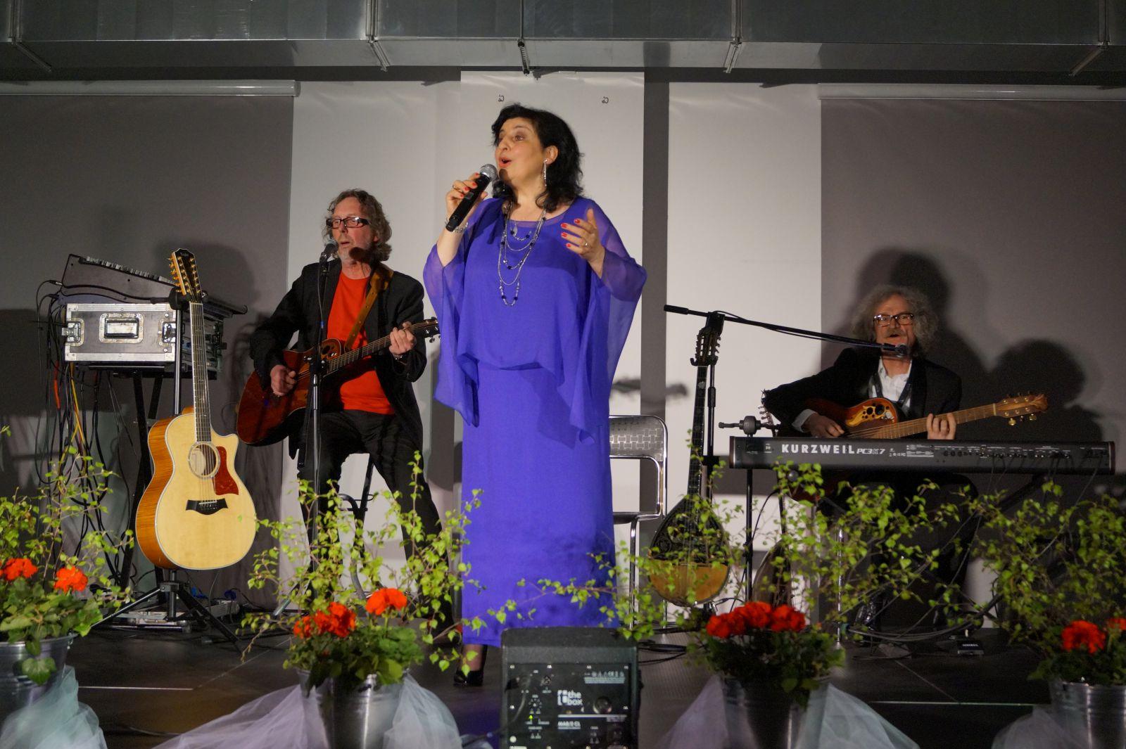 Koncert Eleni w Centrum Witold