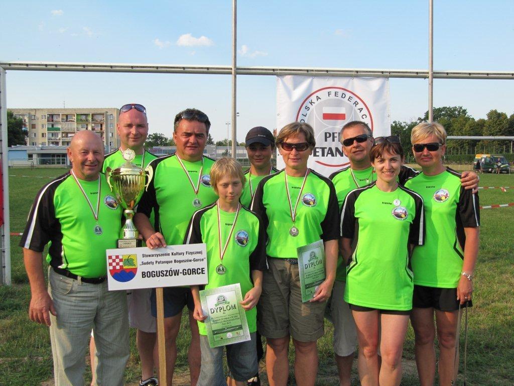 Wielki sukces bularzy z Boguszowa-Gorc podczas Klubowych Mistrzostw Polski