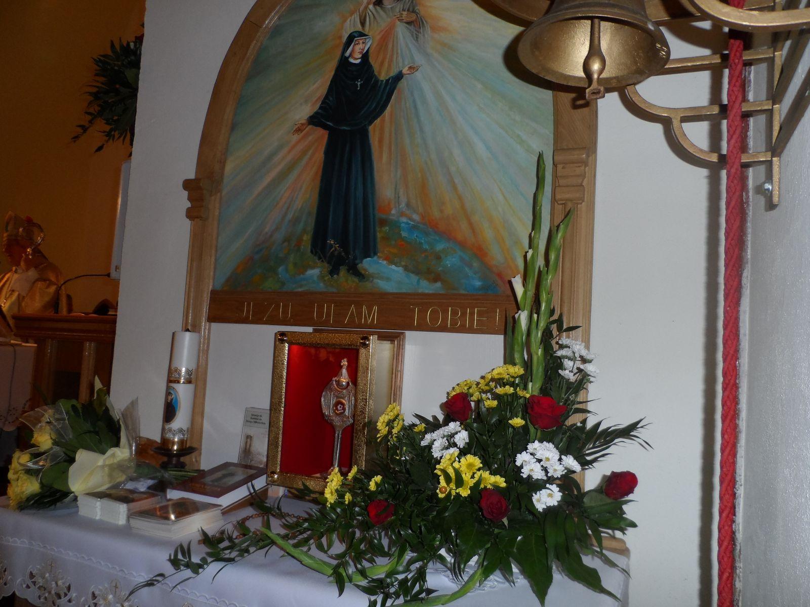 10 lat ze Świętą Siostrą Faustyną w Starym Lesieńcu