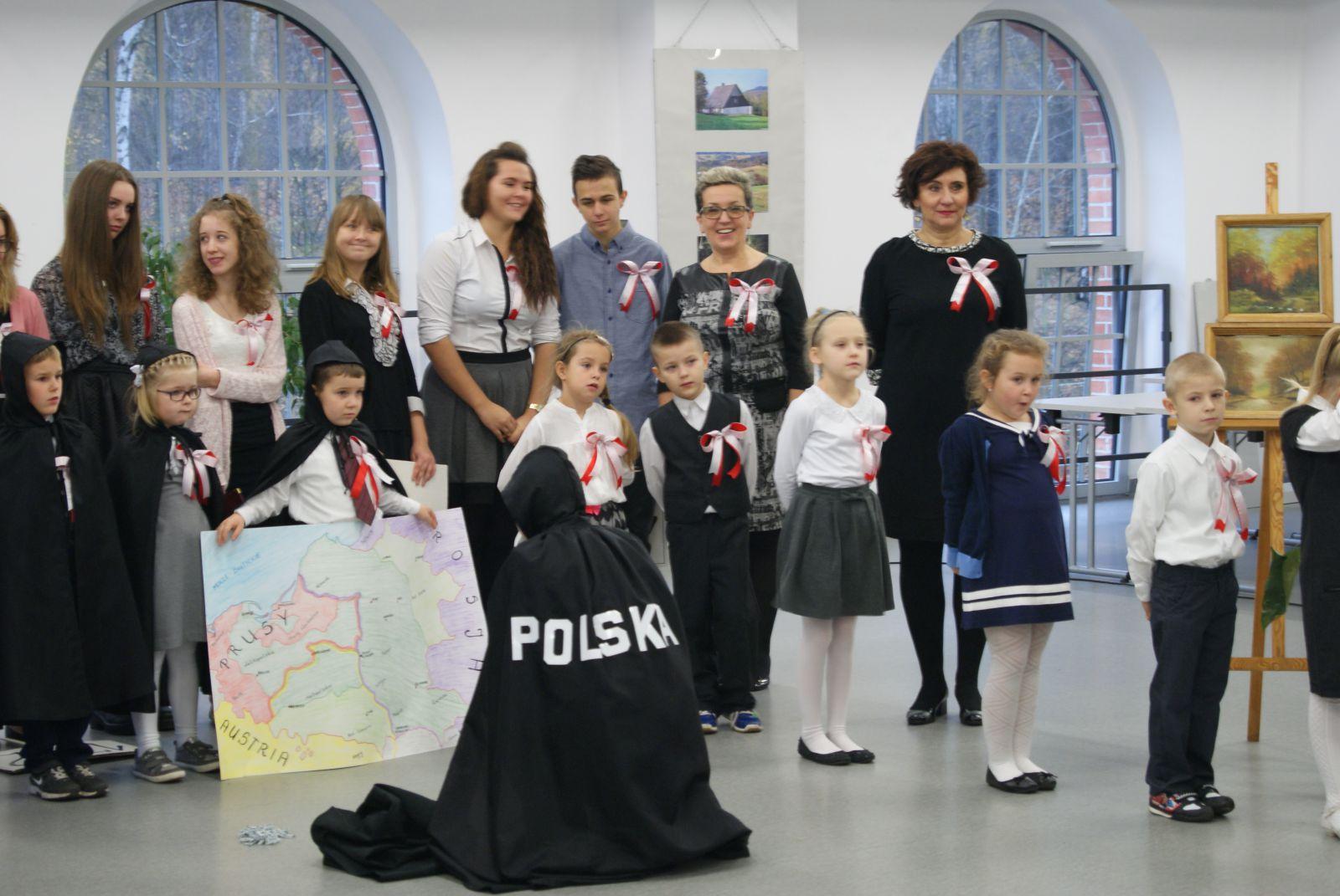 Obchody Święta Niepodległości na Witoldzie