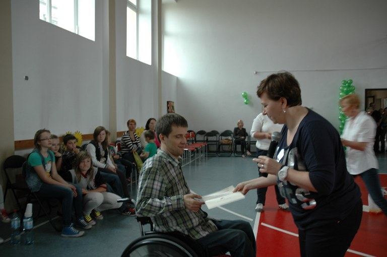 Festyn w PSP Nr 6 w Boguszowie-Gorcach