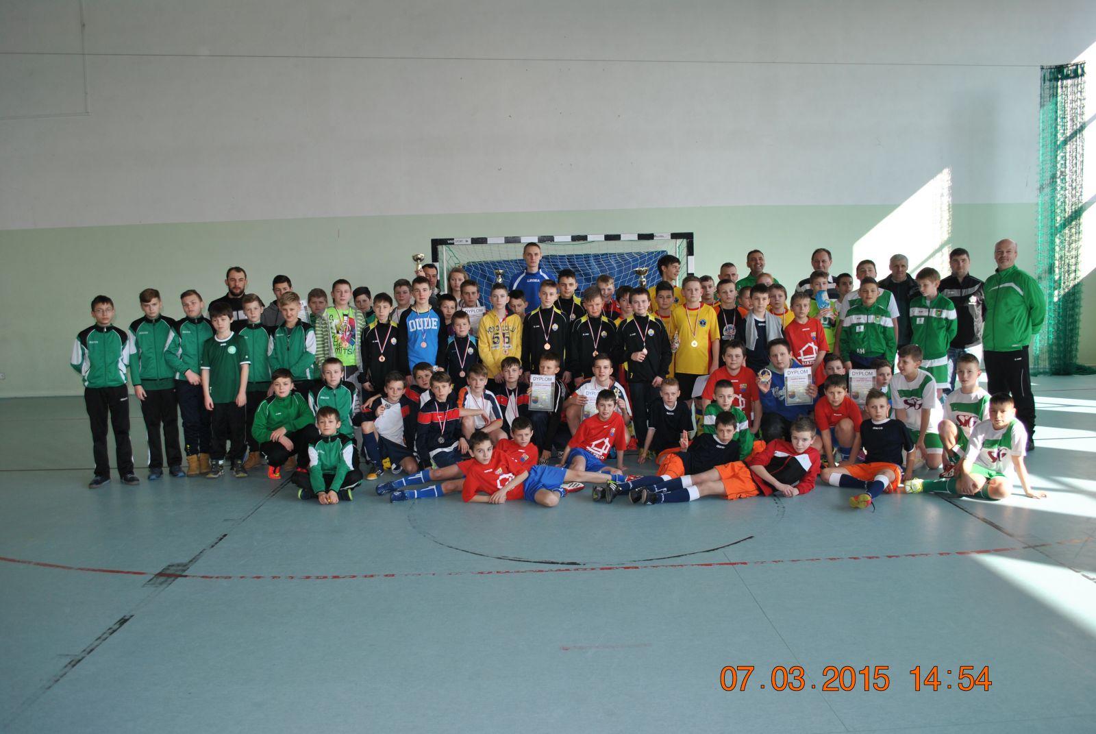 Turniej Piłki Nożnej Halowej:)