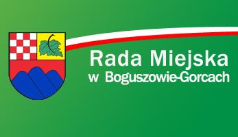 L (nadzwyczajna) uroczysta Sesja Rady Miejskiej w Boguszowie - Gorcach