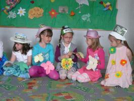 Kolory Wiosny w ZS-P w Boguszowie-Gorcach :)