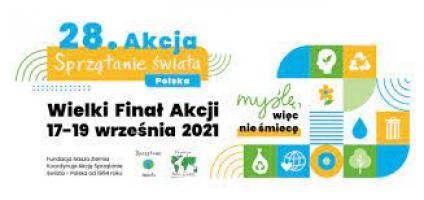 Finał 28 akcji Sprzątanie Świata - Polska