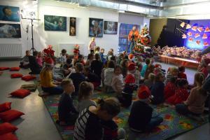 Spotkanie z Mikołajem w CKK WITOLD