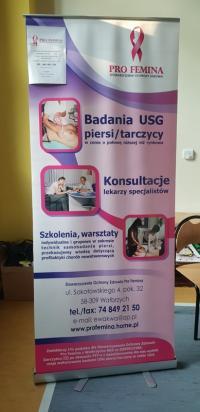 Dzień Różowej Wstążki w Boguszowie-Gorcach!