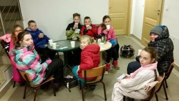 ZjeźDzik - szkółka narciarska dla uczniów PSP nr 6 w Boguszowie - Gorcach