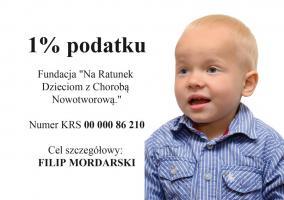 1% pomagajmy!