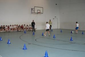 Nabór do klasy sportowej w Gimnazjum Nr 1