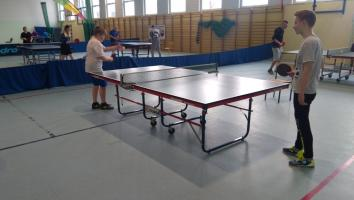 Wiosenny Turniej Tenisa Stołowego za nami