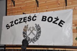 III Powiatowo-Miejska Barbórka w CKK WITOLD