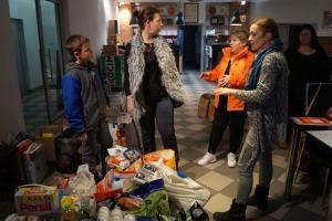 Weekend Szlachetnej Paczki w Boguszowie-Gorcach