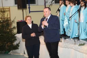 Wigilijne spotkanie w Boguszowie-Gorcach