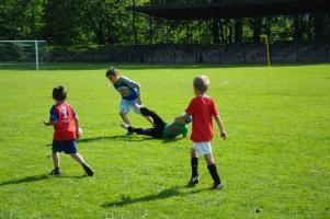 Dzień Dziecka na sportowo :)