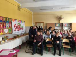 Dzień Seniora w Publicznej Szkole Podstawowej nr 6