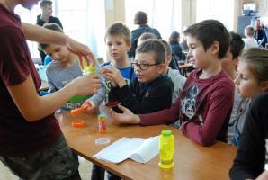 Nasi uczniowie na Dolnośląskim Festiwalu Nauki