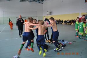 Turniej o puchar Burmistrza Boguszowa - Gorc rozegrany !