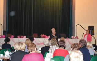 Dzień Różowej Wstążki - razem przeciw rakowi piersi
